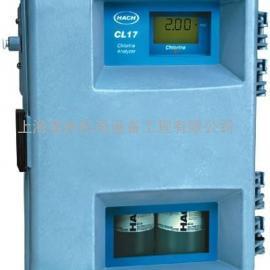 哈希余氯分析仪CL17-总氯分析仪