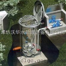 生产污水提升泵站厂家