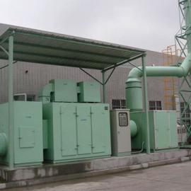 化工厂废气处理 活性炭吸附塔 pp喷淋塔 厂家直销