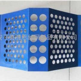单峰型防风抑尘网规格防风抑尘网厂家