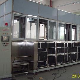 超晋达全自动型十一槽超声波清洗机CJD-11336AFG