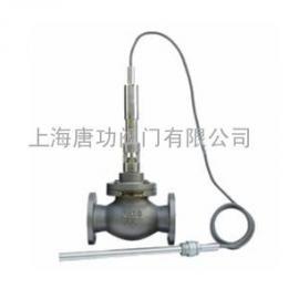 唐功ZZWP白口铁独立式温控阀 白口铁独立式温度调度阀