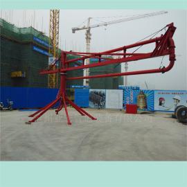 保定混凝土布料机/厂家/价格/15米/电动/手动/内爬式