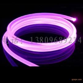 通体光纤侧发光光纤