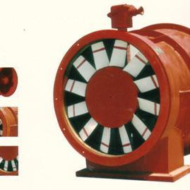 FBCZ(BK54)系列(dI)煤矿用主扇风机