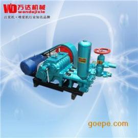 河南漯河BW250泥浆泵,漯河价格便宜注浆机,基坑注浆机