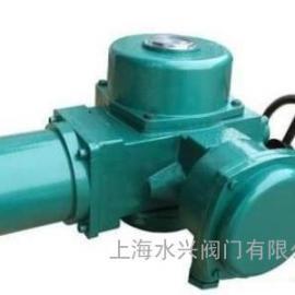 上海DQW(Q型)部分回转型阀门电动装置生产厂家