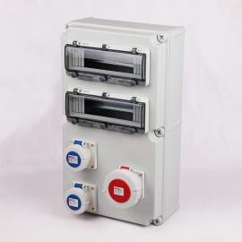 地铁电源箱 核电站插座箱