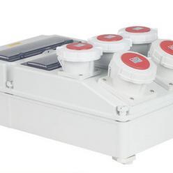 欧标防水插座箱