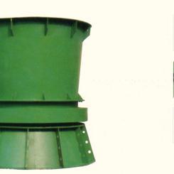 立式K40L系列矿用轴流通风机-矿用风机-淄博风机