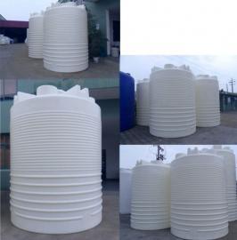 30吨全塑储罐,30立方水处理水箱