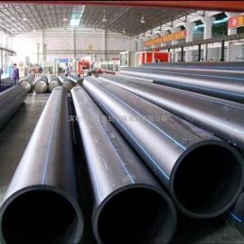 广州HDPE缠绕增强B型结构壁管
