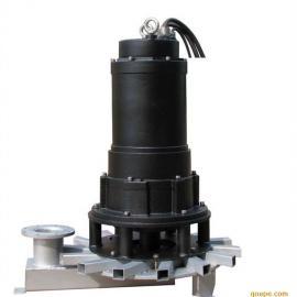 南京潜水曝气机、水下曝气机、QSB潜水曝气机建成厂家直销