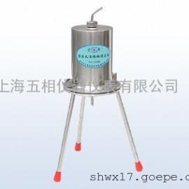 YG-500不锈钢圆筒式过滤器