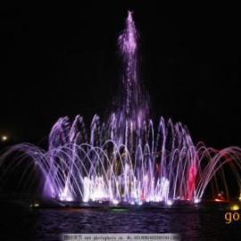 旱式音乐喷泉 喷泉施工 喷泉设计 喷泉公司