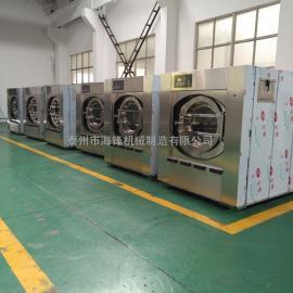 100kg全自动工业洗衣机能洗多少床单被罩