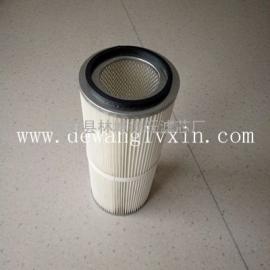 PTFE覆膜除尘滤芯_PTFE覆膜除尘滤芯批发价格
