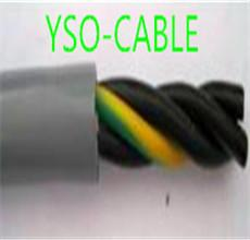 LiFYCY(TP) 耐弯曲信号线《柔性电缆》