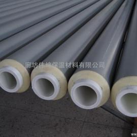 塑套钢直埋式保温管