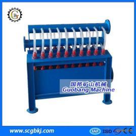 水力旋流器,重介质旋流器,旋流分离器,聚氨酯旋流器组