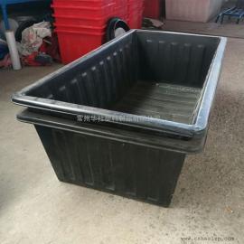 湖州K1500L塑料方箱室内养殖桶种植桶周转桶出口产品