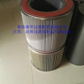供应外延设备K-465I纤维折叠尾气粉尘滤芯