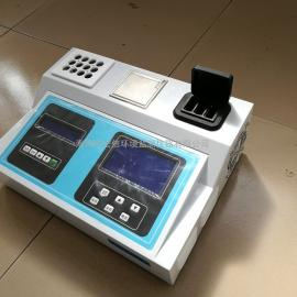COD氨氮总磷总氮浊度多参数水质快速检测仪