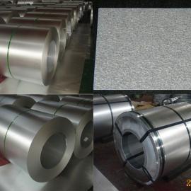 酒钢耐指纹镀铝锌卷 DX51D+AZ150高锌层镀铝锌彩涂板