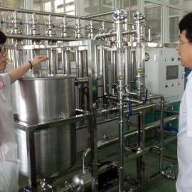 柿子醋过滤澄清分离膜设备