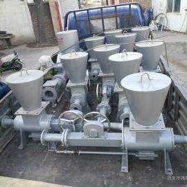 粉体输送设备现场施工图/粉体气力输送设备HD