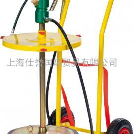 上海仕誉专业供应气动黄油加注机,气动黄油泵,气动进口黄油泵
