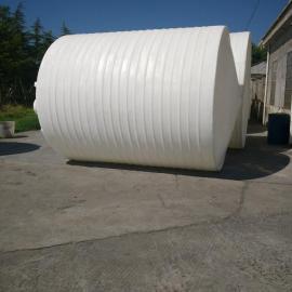 水处理锥底沉淀池,10吨锥底塑料桶