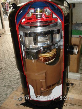 艾默生谷轮-谷轮数码涡旋压缩机-品牌空调压缩机