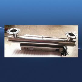 304不锈钢LH-UV160W10吨/小时水消毒紫外线杀菌器厂家