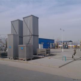 LNG天然气气化减压撬设备