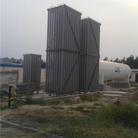 LNG汽化调压站撬装供气设备