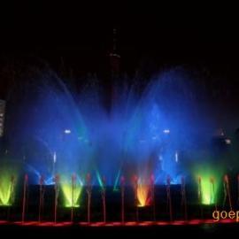 湖南音乐喷泉 喷泉设计 喷泉水景