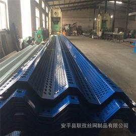 煤场挡风抑尘网施工造价 电厂防风抑尘网生产厂家