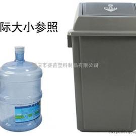 渝北医院垃圾桶,加厚医疗废物垃圾桶