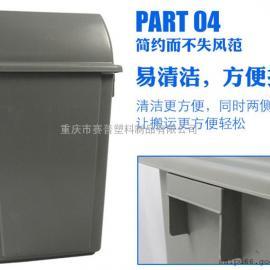 大渡口医院垃圾桶,加厚医疗废物垃圾桶