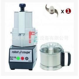 国外罗伯特R 211 XLUltra食物切菜机白口铁拌缸
