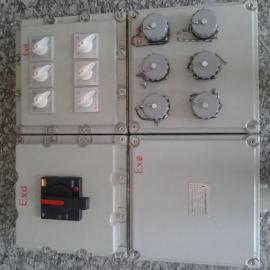 现场防爆检修箱BXX52-4K\380V\100A参数