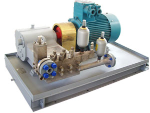 3D2-SZ海上平台泵