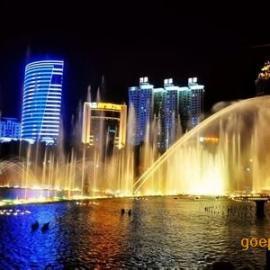 贵州喷泉水景设计贵州音乐喷泉制作