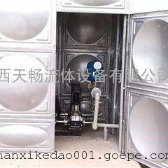 陕西地埋式消防泵站生产厂家