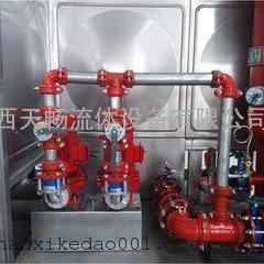 宝鸡箱泵一体化泵站生产厂家