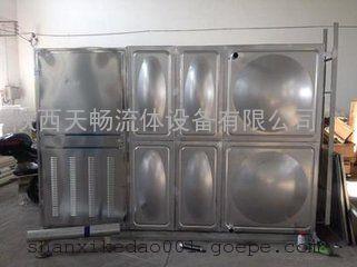 陕西地埋式消防一体化泵站价格
