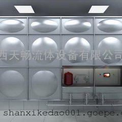 咸阳箱泵一体化稳压设备价格
