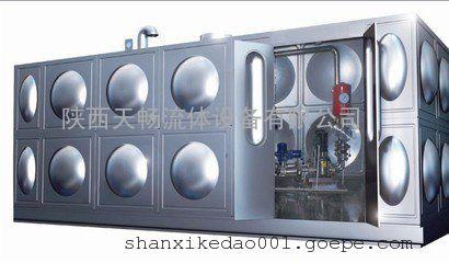 西安箱泵一体化水箱专卖