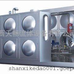 渭南消防一体化泵站价格